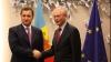 Rompuy dă lecţii moldovenilor: Cu cât mai mult veţi munci, cu atât mai mult vă va ajuta UE