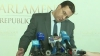 """Soluţie pentru alegerea şefului statului: """"AIE să renunţe la Marian Lupu"""""""