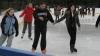 Un nou patinoar s-a deschis în centrul Capitalei