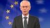 Preşedintele Consiliului European, Herman Van Rompuy vine astăzi la Chişinău