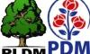 Ceartă şi replici dure între PD şi PLDM. Simpatizanţii acestor partide nu pot împărţi Primăria satului Cioreşti VIDEO