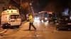 Accident cu implicarea unei ambulanţe în Capitală