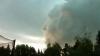 Faţa din nori: Chipul unui om a apărut pe cer VIDEO