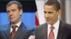 """""""Prietenii diplomatici"""" Obama și Medvedev felicită Moldova  cu ocazia a 20 de ani de Independență"""