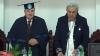 Mircea Snegur a devenit Doctor Honoris Causa al Academiei de Ştiinţe