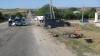 O femeie a decedat după ce a fost spulberată de pe şosea, cu tot cu motoretă