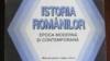 OFICIAL: Fără Istoria Românilor în școli, de la 1 septembrie