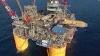 Scurgere de petrol în Marea Nordului