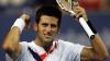 Novak Jokovic a cucerit al 9-lea trofeu în acest an