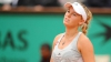 Caroline Wozniacki a fost eliminată din turul doi de la Toronto