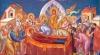 Creştinii ortodocşi sărbătoresc astăzi Adormirea Maicii Domnului