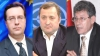 (VIDEO) Lupu, Filat şi Ghimpu despre limba care se vorbeşte în Republica Moldova