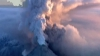 Erupţia vulcanului Şiveluci a perturbat traficul aerian internaţional
