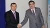 Vlad Filat la discuţii cu Saakaşvili: Reforme, dialog, colaborare şi relaţii bilaterale