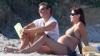 Carla Bruni a ieșit în public pentru prima dată de când e însărcinată