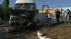 Şase persoane rămân internate la spital, după accidentul care a avut loc lângă Ialoveni