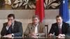 Ghimpu: AIE va hotărî săptămâna viitoare dacă continuă reformele sau începe campania electorală