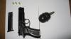 """Un pistol, 16 cartuşe şi o grenadă """"RGD-5"""" au ajuns pe mâna vameşilor"""