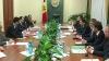O misiune a FMI se află într-o vizită de lucru la Chişinău