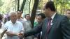 Politicienii la festivalul etniilor: Au băut, au mâncat și au dansat VIDEO