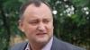 Igor Dodon a devenit naş pentru a patra oară: L-a cununat pe fiul fostului ministru al Apărării VIDEO