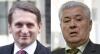 Voronin la sfat cu Narîșkin despre colaborarea PCRM cu un partid din AIE