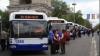 10 troleibuze noi din Belarus vor ajunge la Chişinău în această săptămână