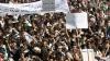 Duminică a fost una dintre cele mai sângeroase zile în capitala yemenită