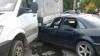 Încă un accident grav pe traseul Chişinău-Ungheni: Un pasager a ajuns la spital