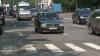 Un poliţist a fost accidentat pe trecerea de pietoni