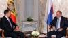 Filat i-a cerut lui Putin să ieftinească gazul şi să prelungească licenţa terminalului prin care sunt vândute vinurile