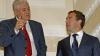 Voronin: Eu vă asigur că Medvedev e interesat în rezolvarea conflictului transnistrean. Sunt alţii care influenţeză Kremlinul