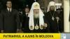 Patriarhul Bisericii Ortodoxe ruse, Kirill, a aterizat pe Aeroportul din Chişinău VIDEO