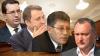 """Soluţia pentru alegerea preşedintelui: """"Liderii AIE îl conving pe Dodon să plece din PCRM şi să treacă de partea lor"""""""