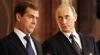 Medvedev: Putin are o popularitate prea mare ca să pot concura cu el