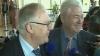Voronin zâmbind: Să discuţi la saună despre alegerea preşedintelui... e normal. Diacov: A fost bine! VIDEO