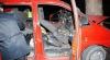 Accident tragic în Orhei: Şoferul a murit pe loc, iar doi pasageri au fost internaţi cu diverse leziuni FOTO