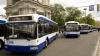 """Ultimele troleibuze vor ajunge în Chişinău săptămâna viitoare. Noile achiziţii vor """"defila"""" prin Centrul Capitalei"""