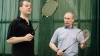 Dmitri Medvedev le recomandă ruşilor să practice badmintonul