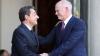 Premierul Greciei îl linişteşte pe Nicolas Sarkozy