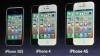 Apple a lansat noul iPhone 4S - VEZI PRIMELE IMAGINI
