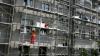 Moldovean căzut de la 6 metri înălţime, pe un şantier din Rusia VIDEO