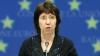 Catherine Ashton salută întâlnirea dintre Filat şi Smirnov