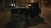 Un BMW a intrat din viteză într-o Dacie: Vinovatul a fugit de la faţa locului FOTO VIDEO