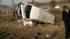 Doi dintre pasagerii microbuzului lovit ieri de tren în apropiere de Bulboaca rămân în stare critică