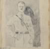 17 schiţe cu Hitler, realizate în 1931, vor fi prezentate la o licitaţie