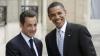 Sarkozy ironizat de Obama VIDEO