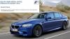 """Noi informaţii despre """"BMW M5 diesel"""": 550d xDrive M cu 381 CP şi 700 Nm"""