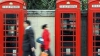 Cabinele telefonice din Marea Britanie, pe calea de dispariţie
