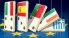 Italia şi Spania riscă să rămână în afara zonei euro, susţin analiştii